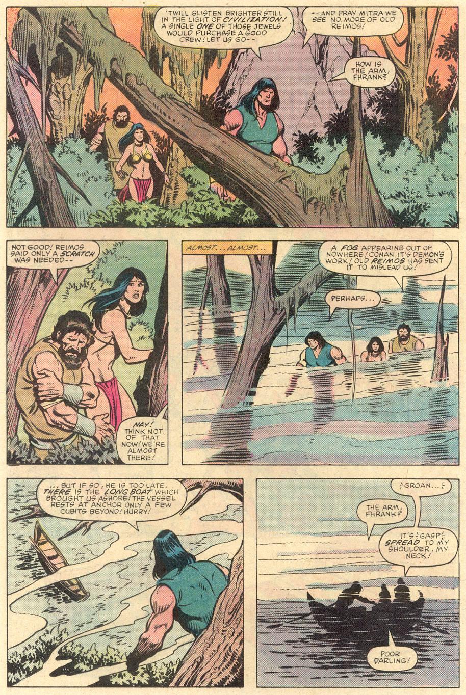 Conan the Barbarian (1970) Issue #141 #153 - English 13