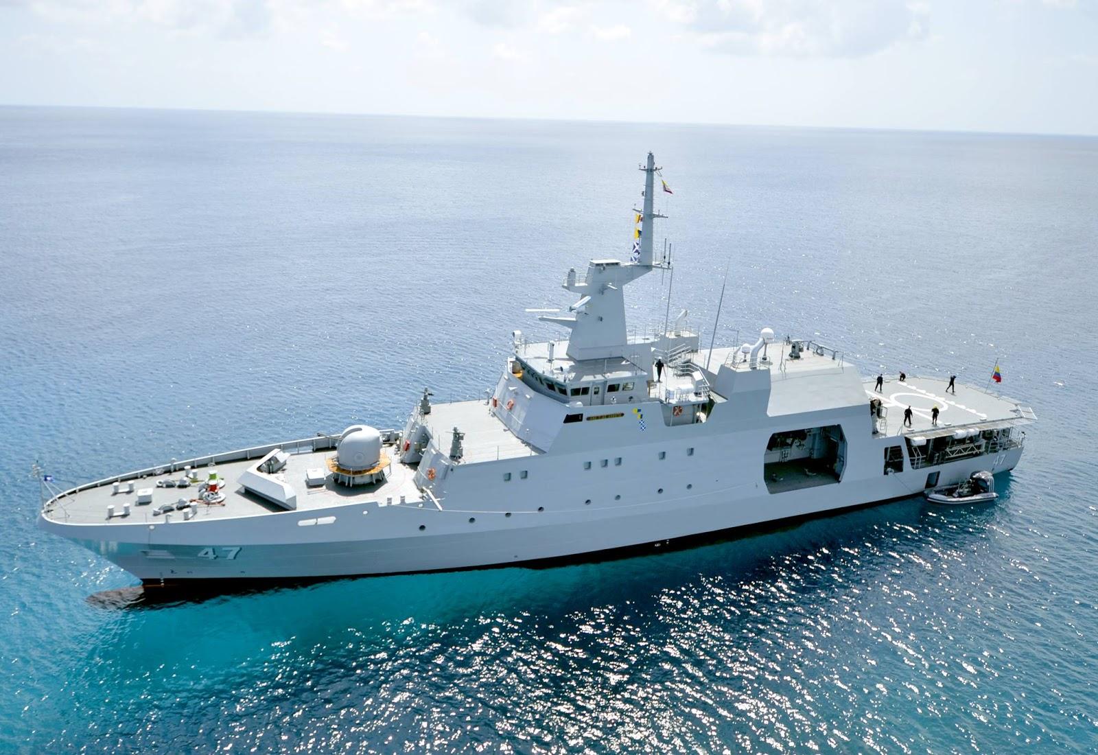 arc 7 de agosto armada colombia