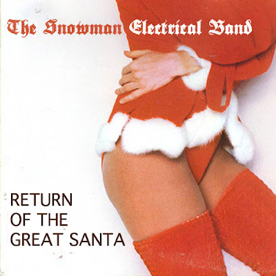 Christmas Music by the Snowman Electrical Band