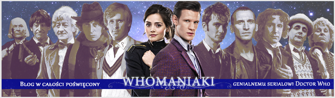 Whomaniaki - Doktor Who - Doctor Who