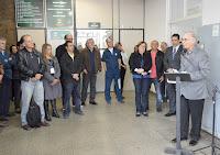 Inauguração da nova sede do SINE Teresópolis reune autoridades estaduais e municipais