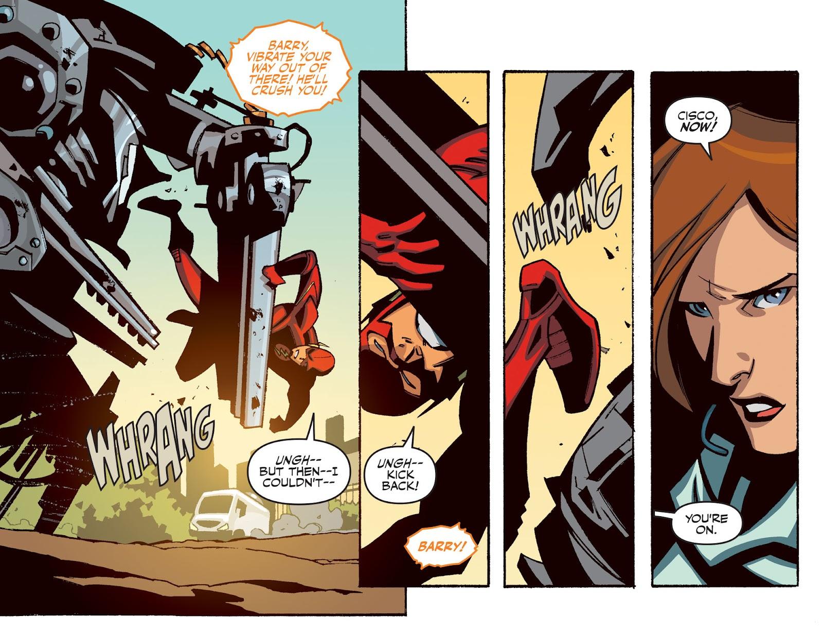 The Flash: Season Zero [I] Issue #19 #19 - English 17