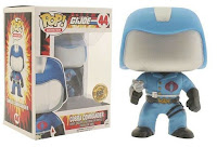 Funko Pop! COBRA COMMANDER (BLUE)