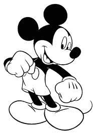 imagens para imprimir e colorir desenhos pintar turma do mickey donald pateta minnie pluto