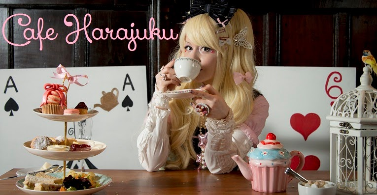 Cafe Harajuku by CanUdoitCat