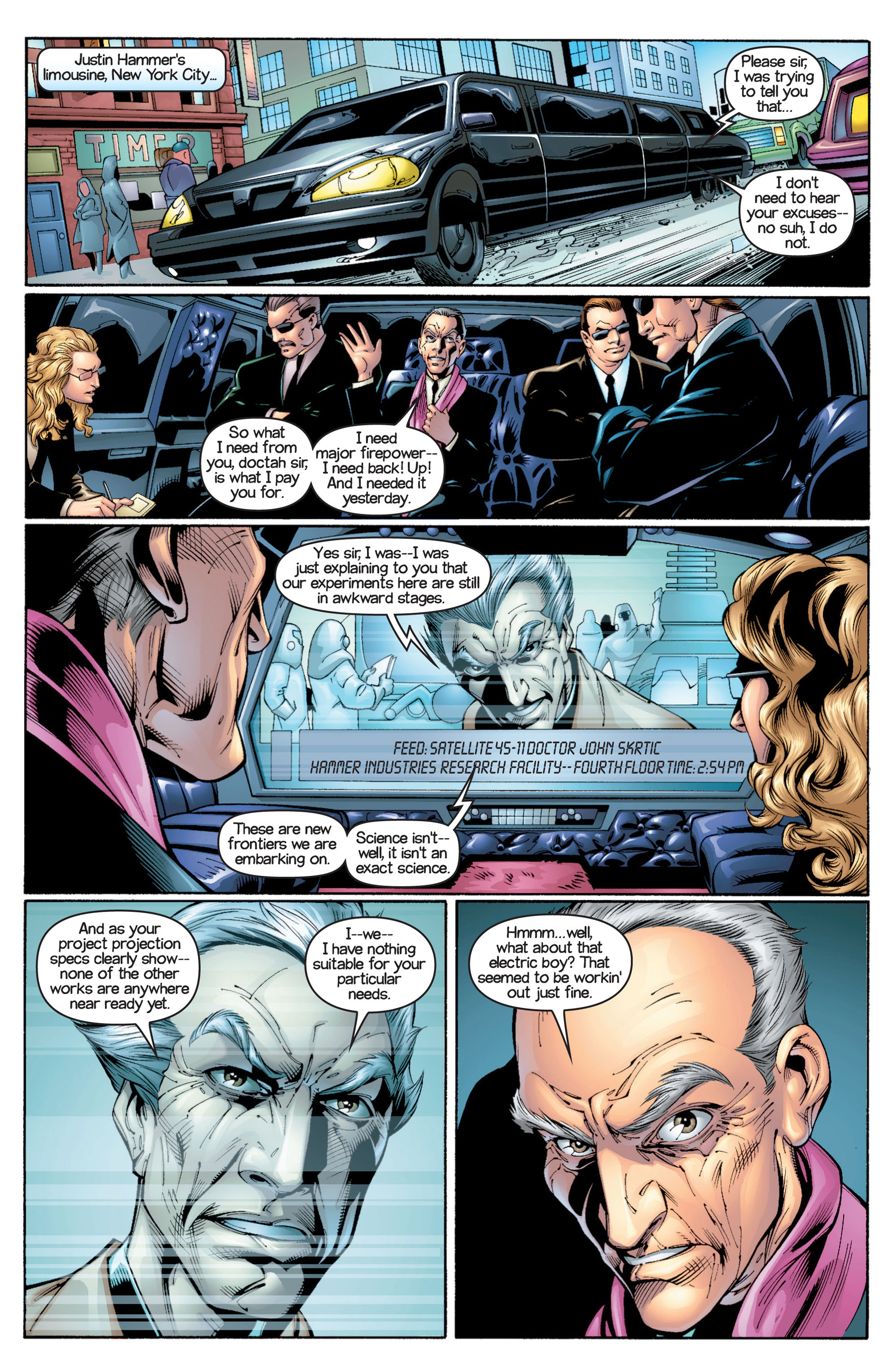 Ultimate Spider-Man (2000) Issue #17 #21 - English 11