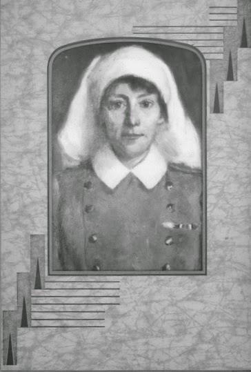 Nursing Sister Constance Philips WW1 Photo Album - A Bio