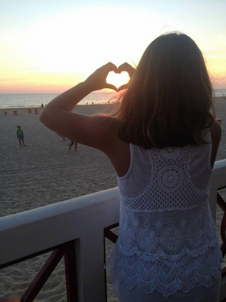 Tu corazón cubre el Sol