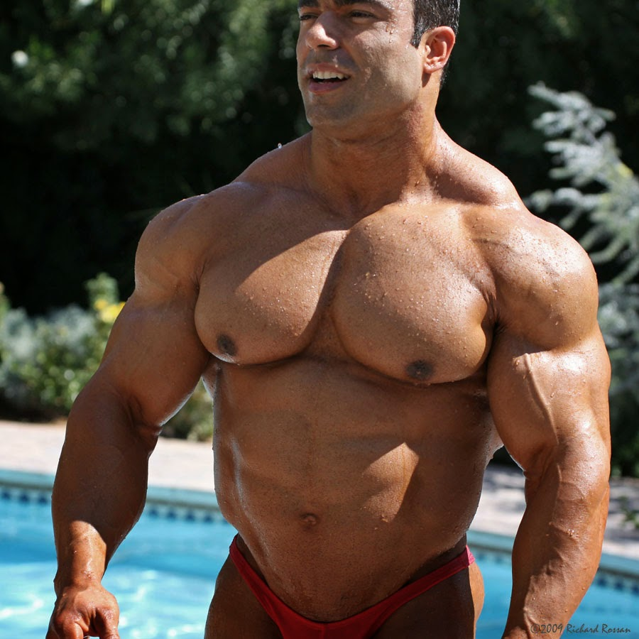 Daily Bodybuilding Motivation: Extreme Muscle and