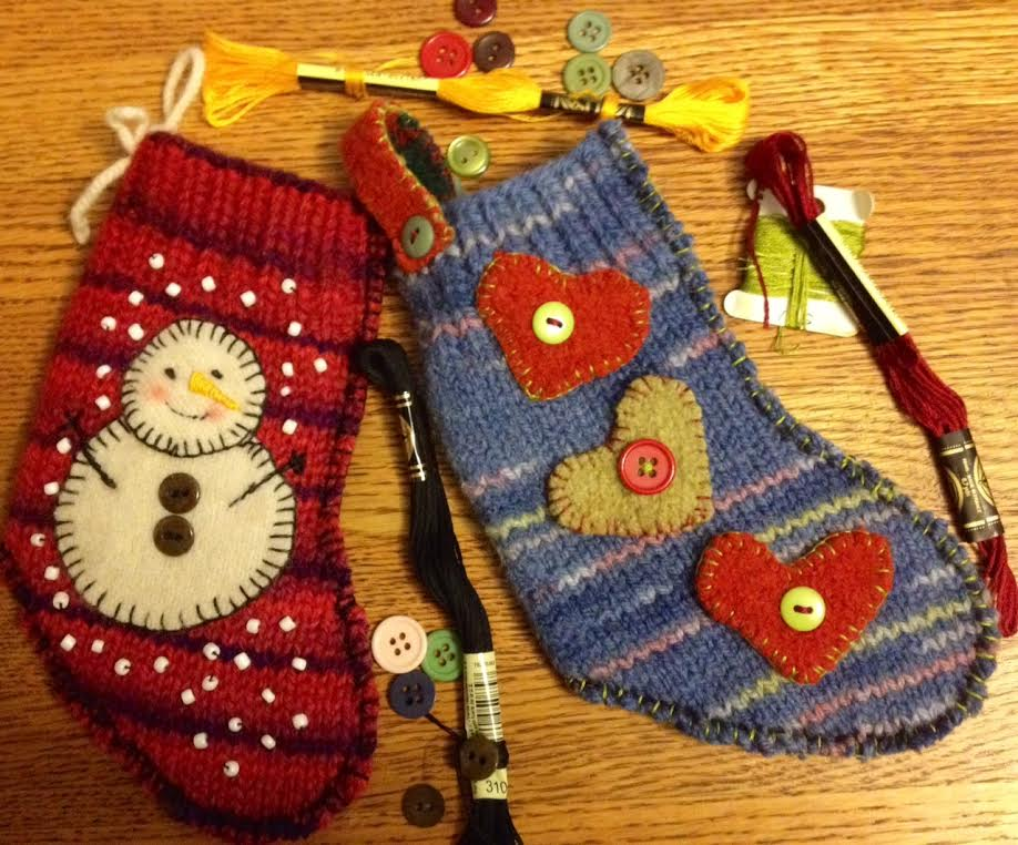 Felt Fabric Uses Use Felted Wool Sweaters or