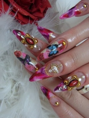High Fashion Nail Designs