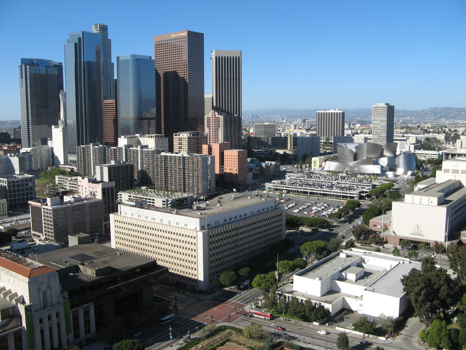 Los angeles tourism los angeles attractions los for In the city of la
