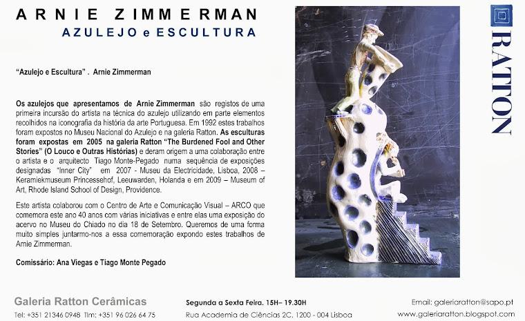 Arnie Zimmerman 2013