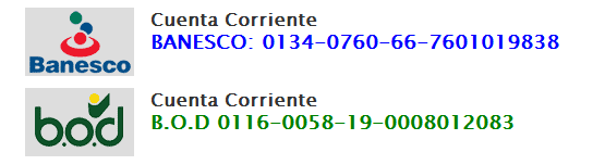 CUENTAS U.E. MORERO