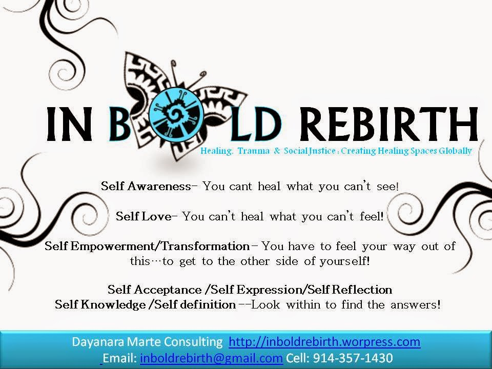 In Bold Rebirth