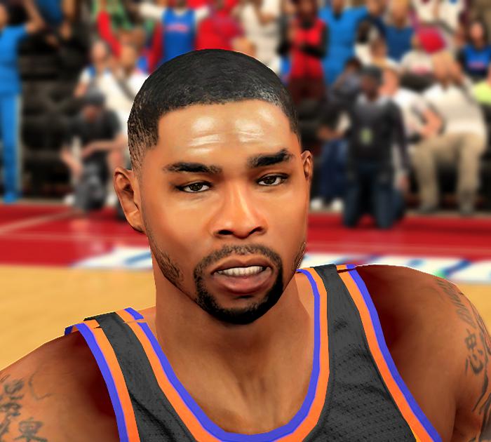 NBA 2K14 Marcus Morris Next-Gen Face Mod