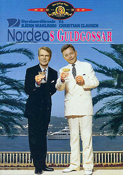 Nordea, filmaffisch.