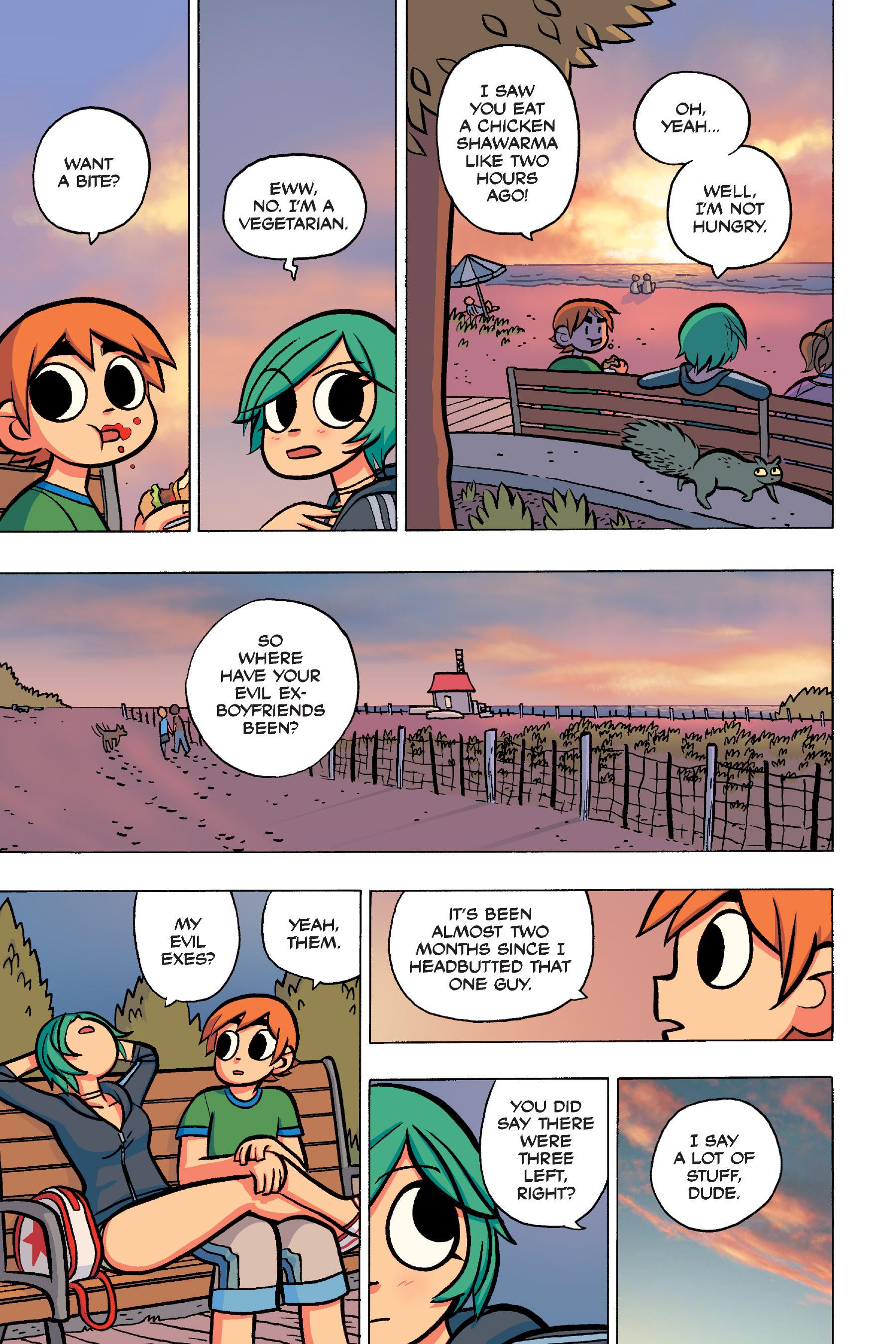 Read online Scott Pilgrim comic -  Issue #4 - 11