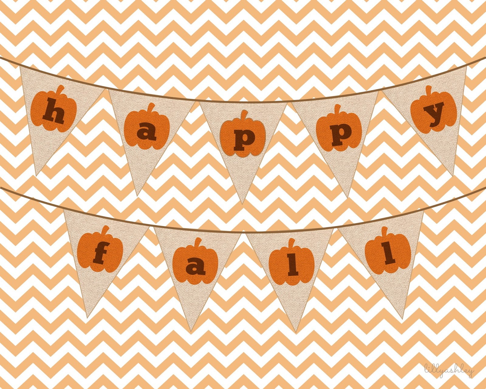 It's just a picture of Adaptable Fall Banner Printable