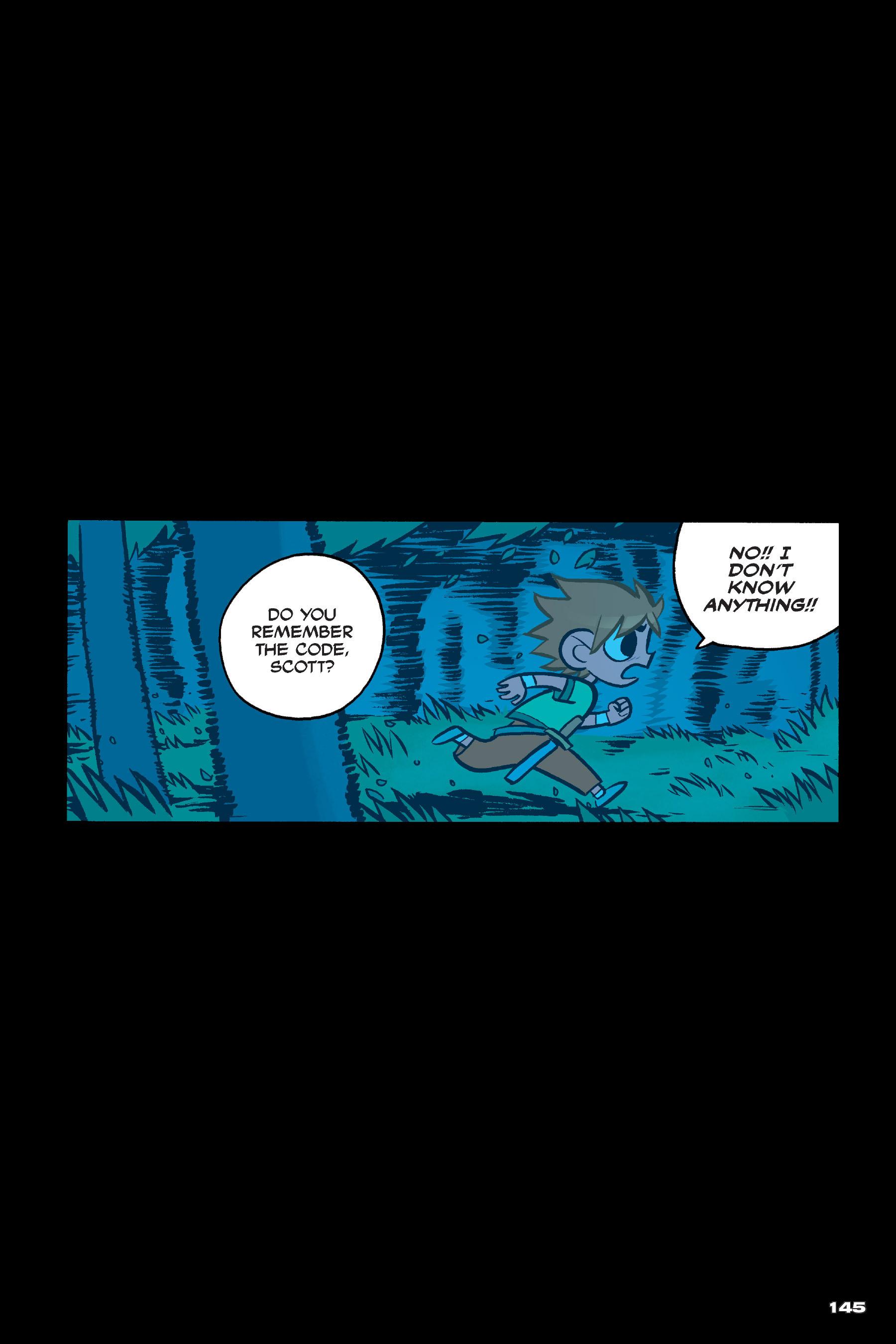 Read online Scott Pilgrim comic -  Issue #4 - 142