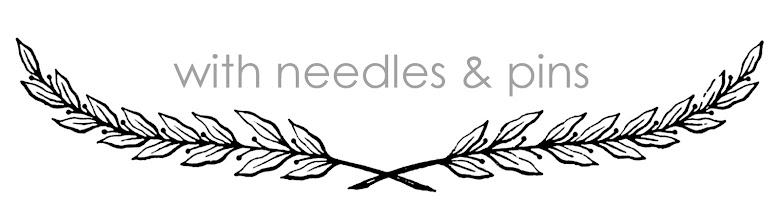 with needles & pins
