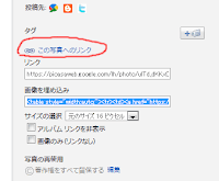 Picasaの画面