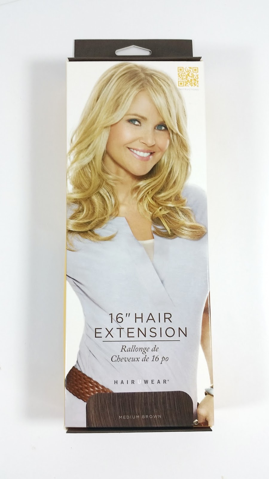 Hair2wear Christie Brinkley 16 Hair Extension Review The Budget