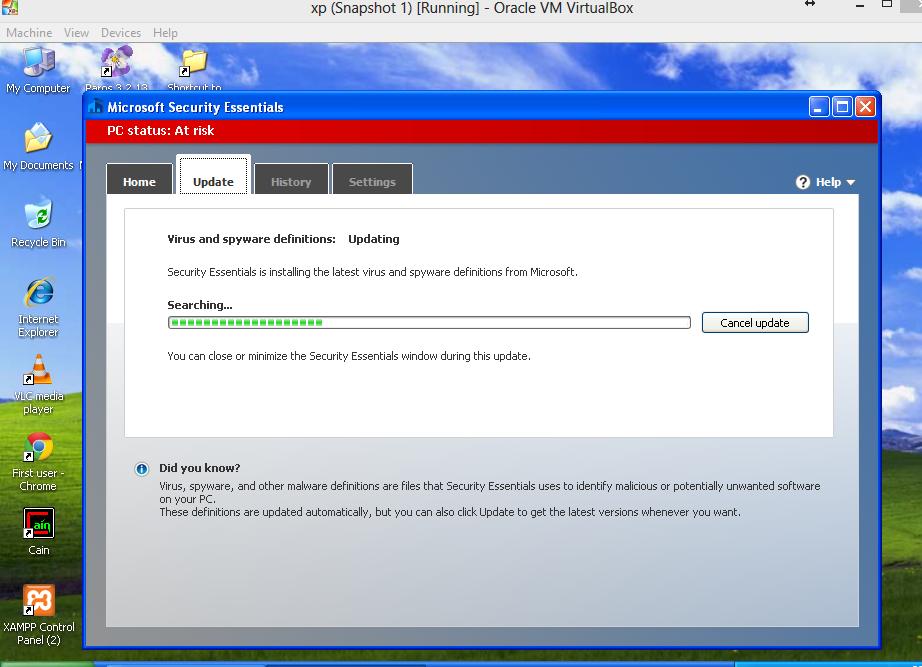 Антивирус для Windows XP   Скачать Бесплатно   Avast