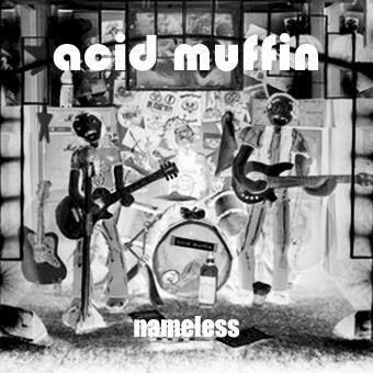 """La copertina del primo ep ufficiale della band: """"Nameless"""""""