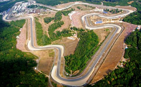 Sirkuit Automotodrom Brno