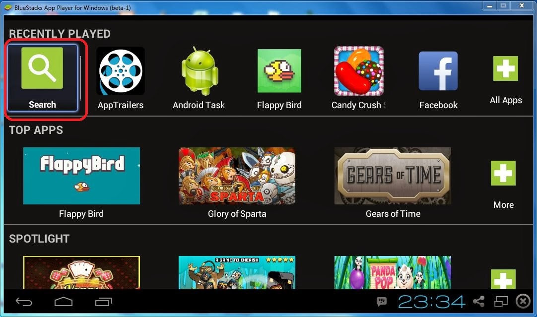 Android Emulator Download For PC Laptop Windows 7/8/8.1/10/XP