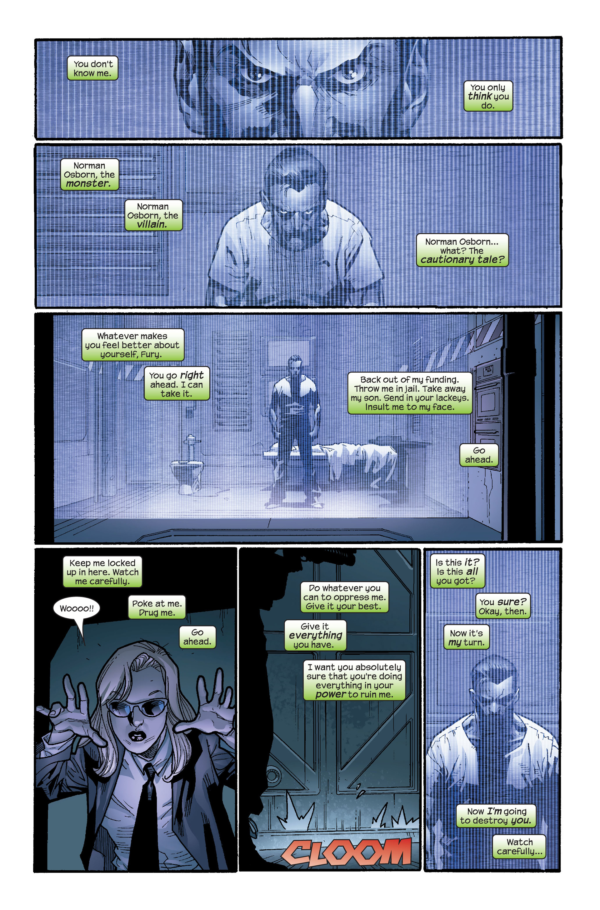 Ultimate Spider-Man (2000) Issue #113 #117 - English 3