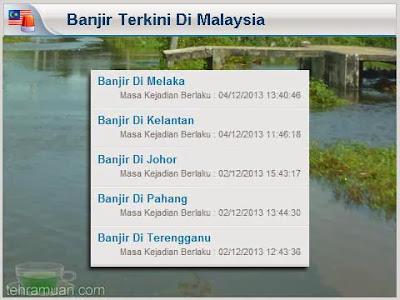 Banjir Terkini Di Malaysia
