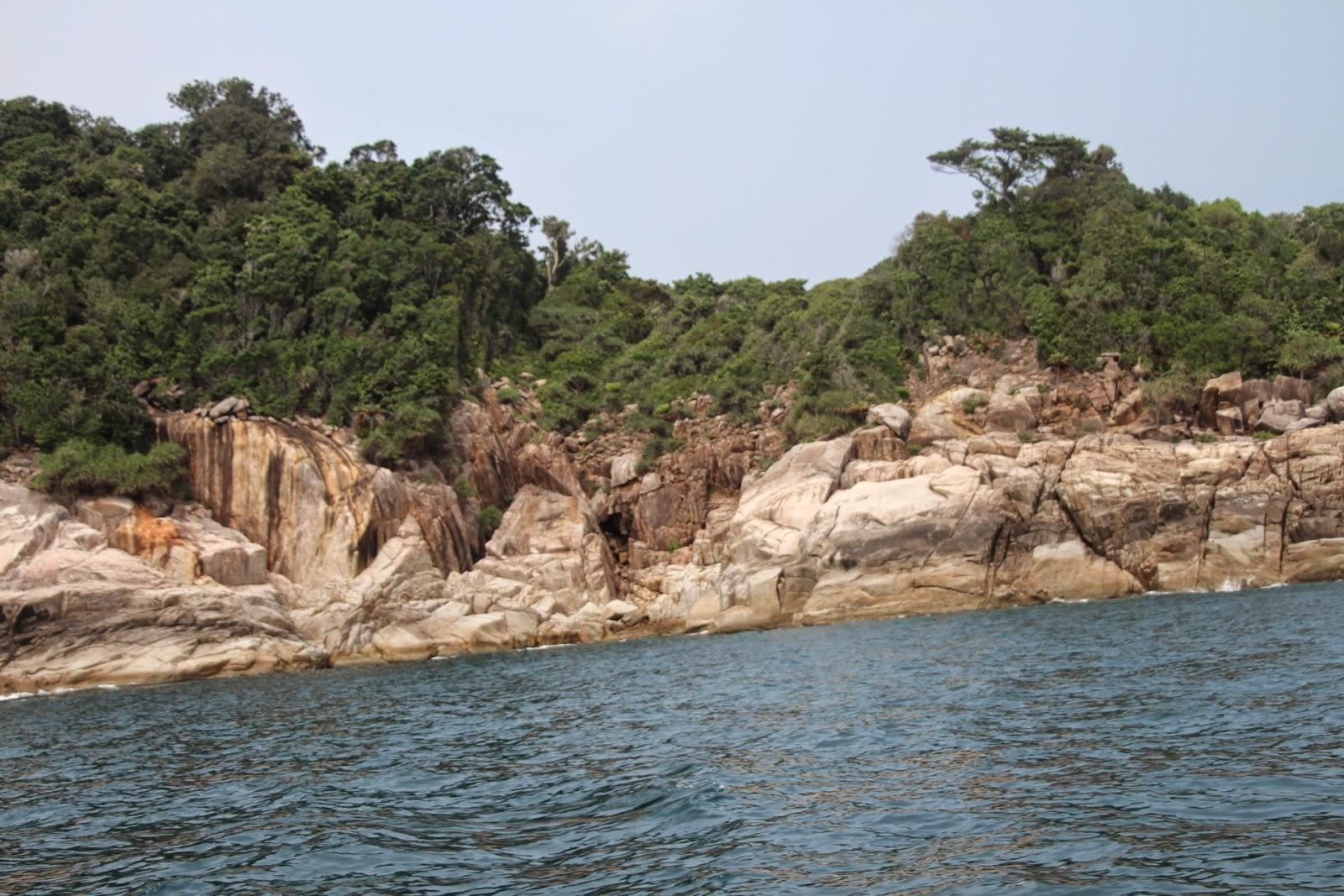Pulau perhentian kecil moonlight
