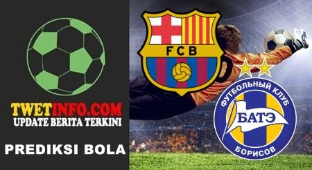 Prediksi Barcelona U19 vs BATE U19
