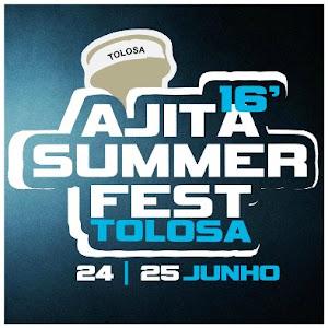 TOLOSA: AJITA SUMMER FEST 2016