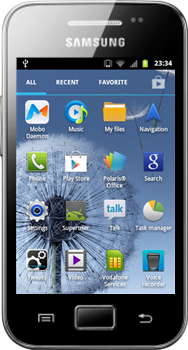 SGS3 v2 Beta 3 - Custom ROM Samsung Galaxy Ace GT-S5830
