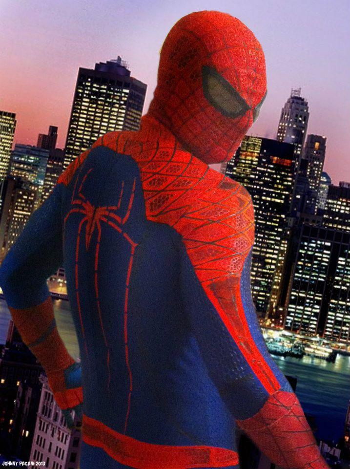 Amazing Spider Man 2 Costume Replica | www.imgkid.com ...