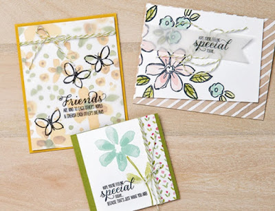 Garden in Bloom cards Zena Kennedy independent stampin up demonstrator