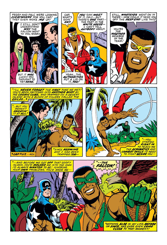 Captain America (1968) Issue #176 #90 - English 11