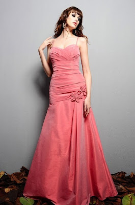 Silky+Dupione+that+Features+Sweetheart+Neckline+Bridesmaid+Dresses