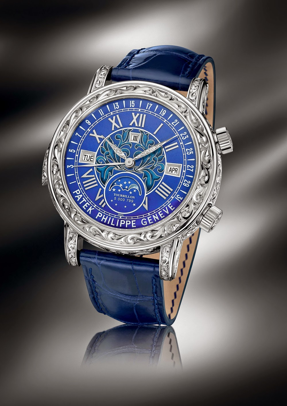 Patek philippe sky moon tourbillon 6002g price