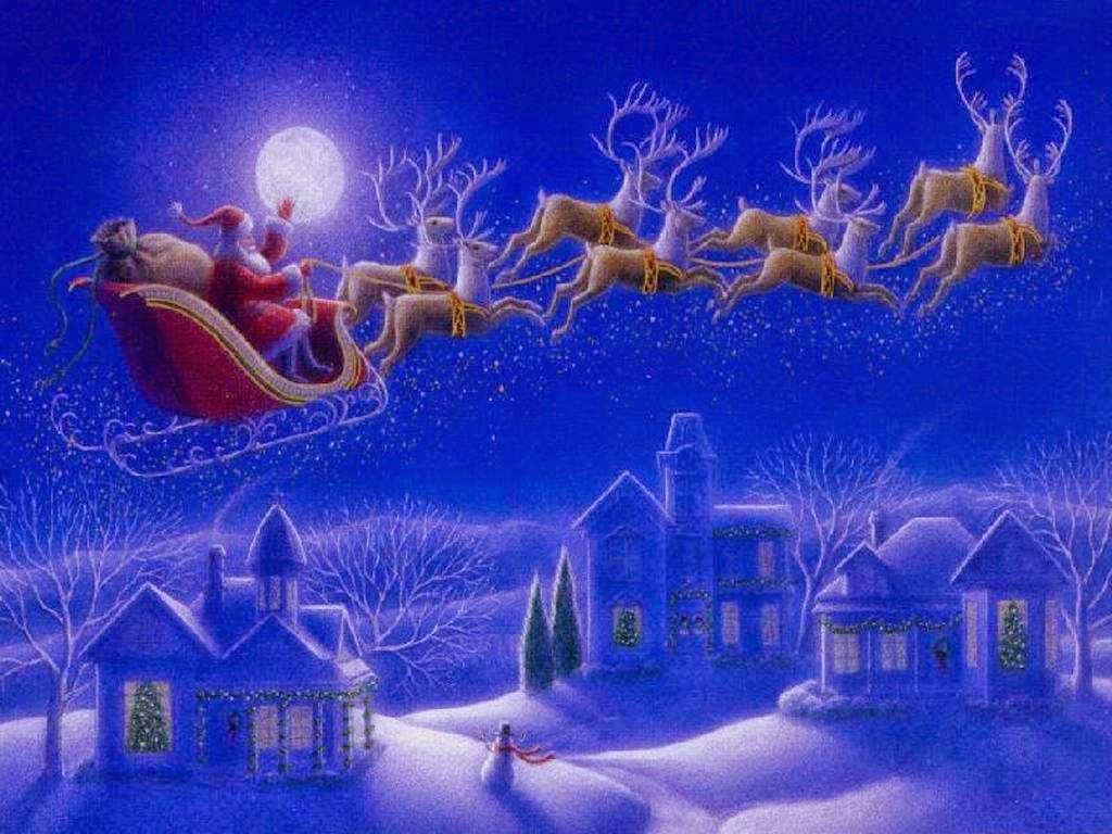 ... christmas wallpaper animated windows 7 ... Christmas Animated