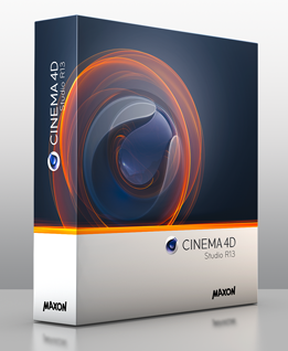 MAXSON CINEMA 4D STUDIO R13