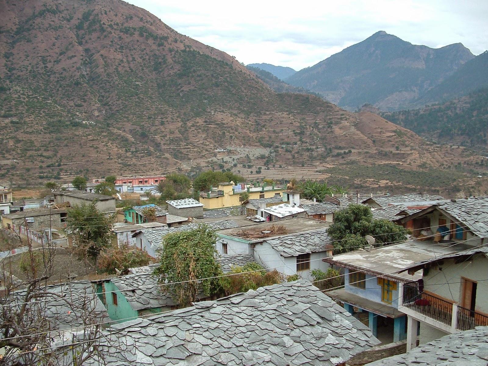Lakhamandal Trek