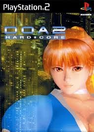 DOA2 Hardcore Ps2 Iso Ntsc Juegos Para PlayStation 2