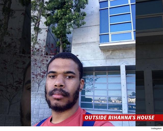 Aaah!! An Alleged Stalker Has Sent Rihanna A Masturbation Video