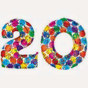 20 Things Before I'm 20