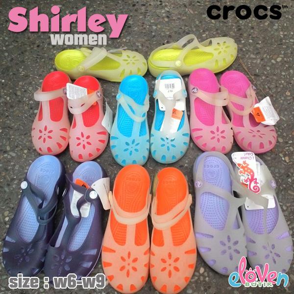 crocs shirley women