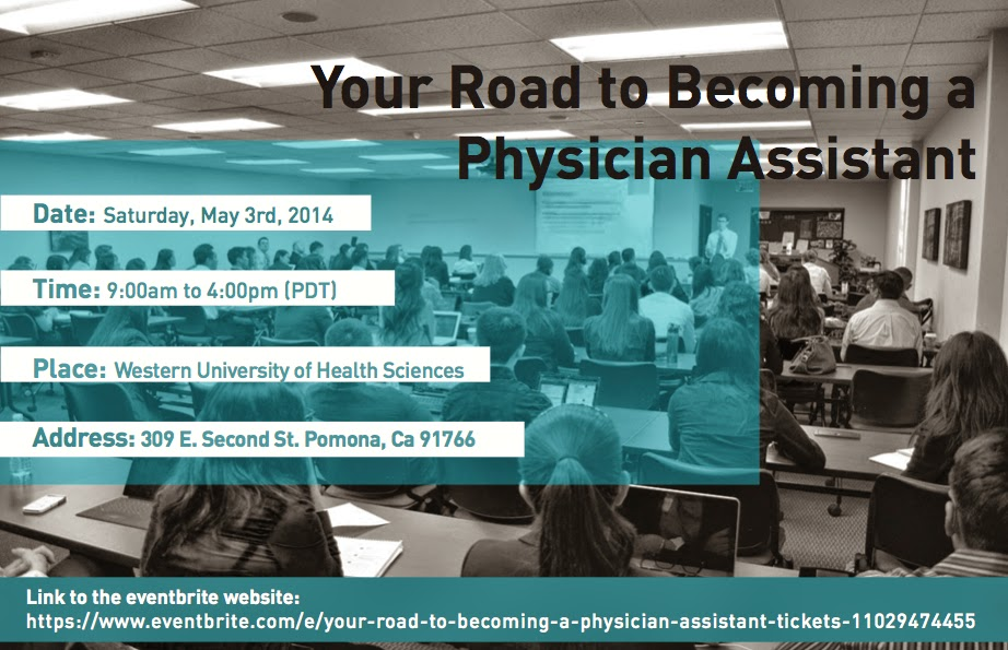 Becoming a Physician Assistant?